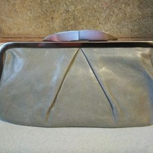 Hobo International Hayward  Leather Clutch Purse